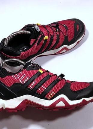 Кроссовки adidas terrex swift r2 gtx gore-tex водонепроницаемые туристические треккинговые