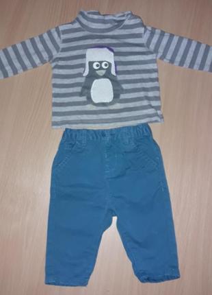 Комплект одежды на малыша
