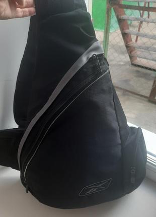 Рюкзак на одно плечо reebok