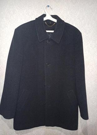 Мужское пальто шерсть/кашемир l