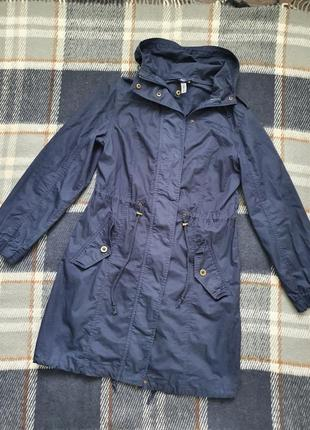 Куртка парка плащ флисовая кофта