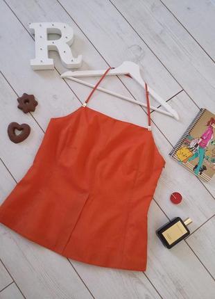 Дизайнерский топ хлопок от rene lezard_ много стильной одежды по бюджетным ценам...#00083