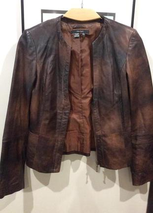 Куртка кожа zara
