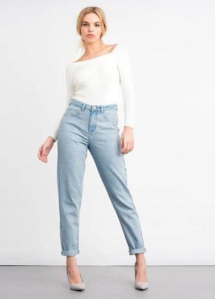 Новые светлан джинсы мом lost ink