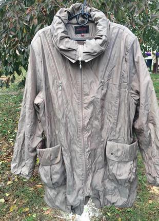 Длинные демисезонные куртки
