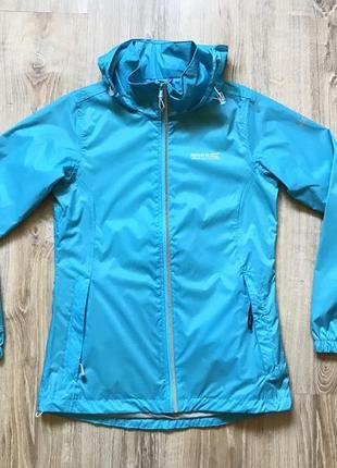 Куртка ветровка с капюшоном дождевик штормовка