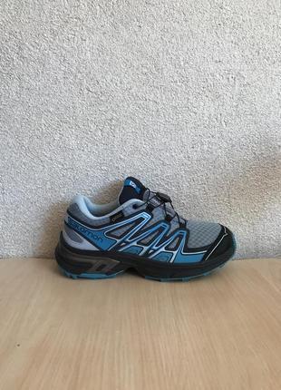 Термокроссовки ботинки salomon