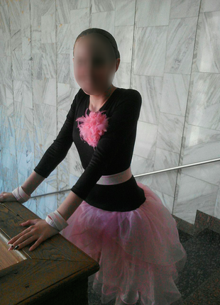 Платье для танцев (латина)