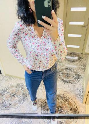 Блуза clockhouse розмір 40/42 по супер ціні 199 грн