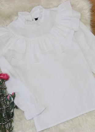 🔥акция🔥1+1=3🔥на все детские вещи! шикарная блуза на 8лет