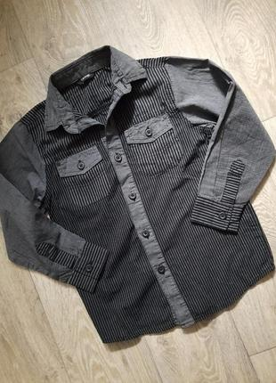 Рубашка с длинным рукавом george