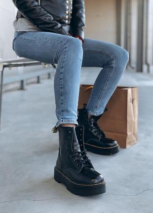Ботинки dr. martens женские зимние купить наложенным платежом
