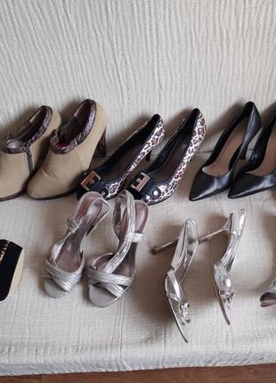 Великий пакет взуття обмін обмен