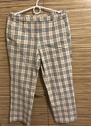 Штаны брюки burberry