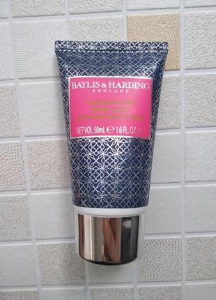 Новый скраб для тела baylis&harding, 50ml
