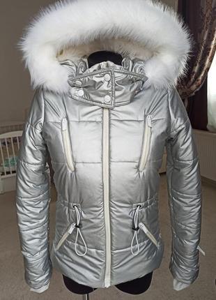 Куртка лижна курточка