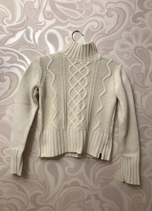 Масляный свитер