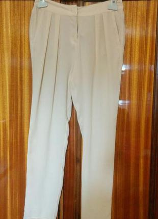 Maxmara шифонові брюки