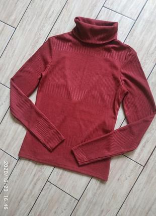 Кофта с открытой спинкой джемпер пуловер