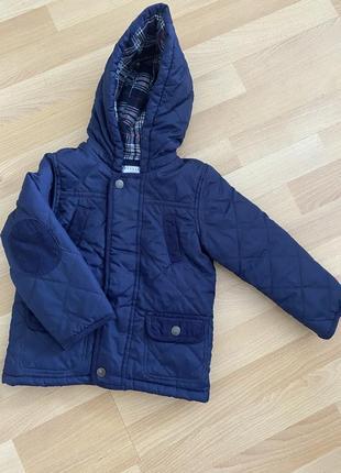Пальто, куртка на осень motherecare