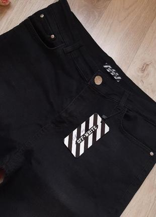 Новые  фирменные джинси р 30-328 фото