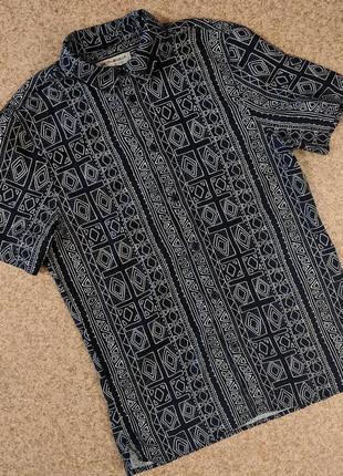 Рубашка h&m loves coachella