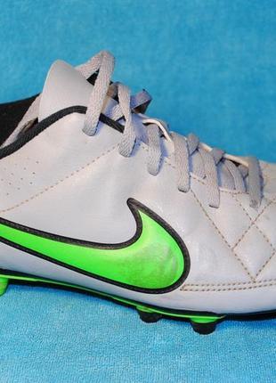 Nike кроссовки копачки 46 размер