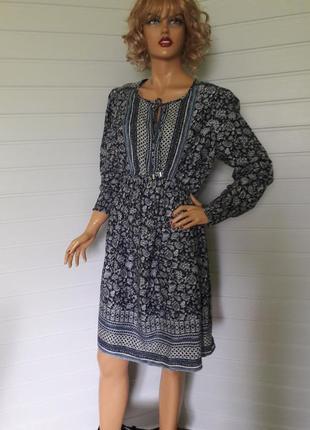 Платье для беременных с натуральной вискозы