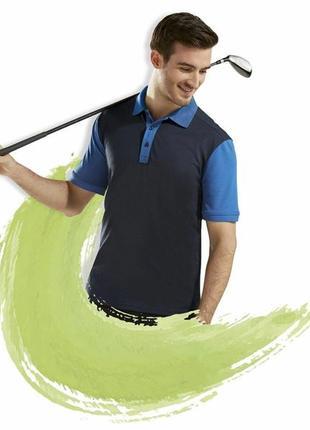 Функциональная .спортивная  футболка -поло.тенниска  crivit