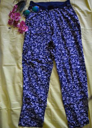 Літні штани(легкі,повітряні) ''casual luxe''