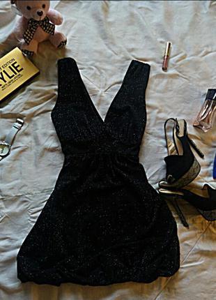 Плаття з люрексом