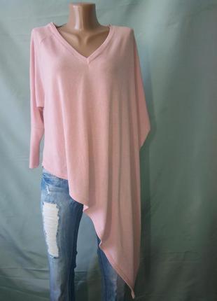 Классная /модная  блузка свободного кроя