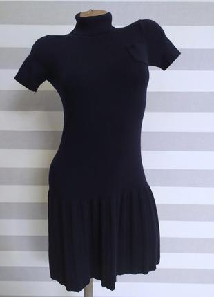 Шерстяное платье crewcuts(шерсть мериноса)