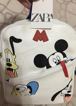 Zara. рюкзак zara