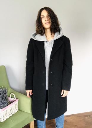 Кашемировое пальто итальянского бренда isabell