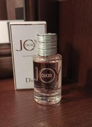 Оригинальные духи joy  от christian dior