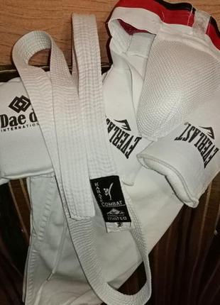 Защита для занятий каратэ