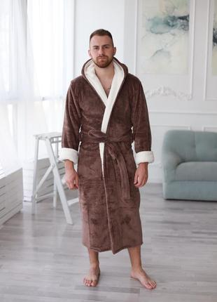 Мужской халат сделай приятно своему мужчине