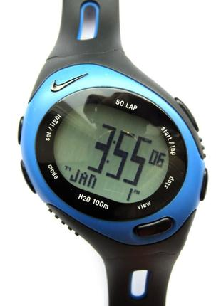 Nike triax wr0083 bowerman series часы мужские h2o 100m