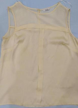 Стильная блуза george. размер l