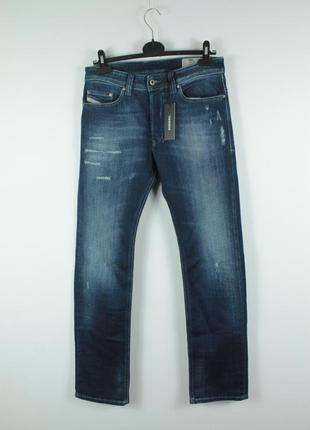 Шикарные оригинальные джинсы diesel safado-r regular slim straight
