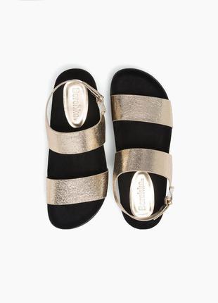 Шикарные сандалии bershka,р 38