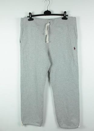 Оригинальные трикотажные штаны vintage polo ralph lauren sweatpants