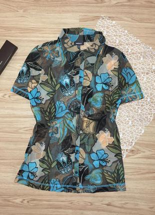 Фирменная блузка mexx