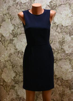 Cупер платье для офиса zara размер хs