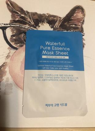 Тканевая маска от sidmool