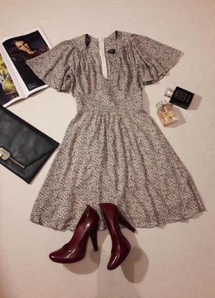 Платье на размер xs-s