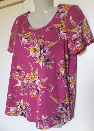 Яркая блузочка