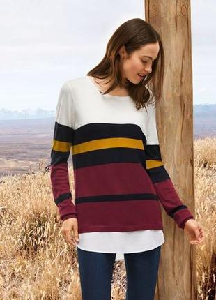 Стильный женский пуловер esmara евро 44-46