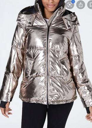Куртка calvin klein кельвин кляйн оригинал silver